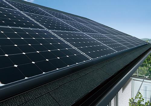 電気は家庭で作る時代へ 太陽光パネル 最大3.3kw無料プレゼント