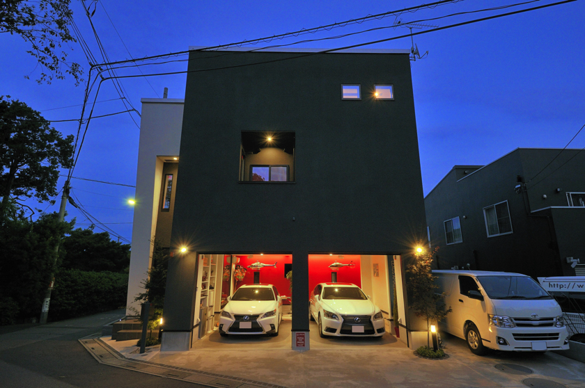 Garage house & Radio controlの画像