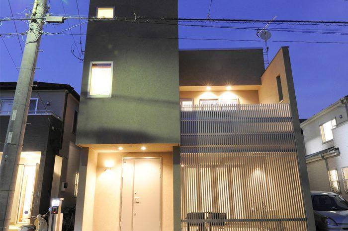 カテゴリー 3階建ての家の画像