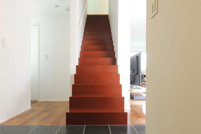 カテゴリー 階段にこだわる家の画像