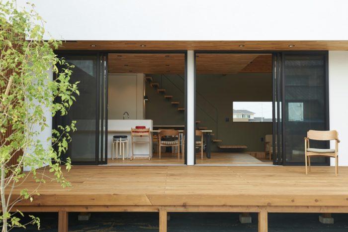【OPEN HOUSE】ペットと住まうデザイナーズハウスの画像