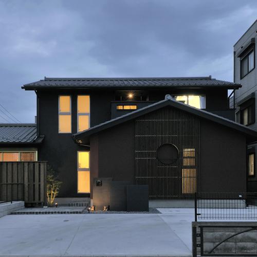 和風旅館をイメージしたもてなしの家~和美庵~の画像