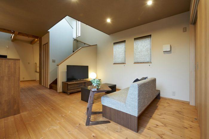 【OPEN HOUSE】完全分離二世帯住宅の画像