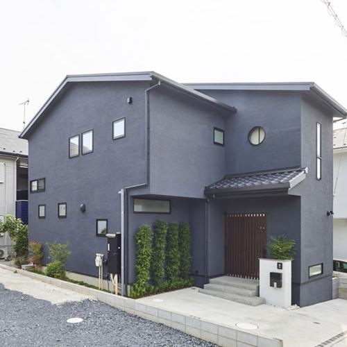 寛ぎの家の画像